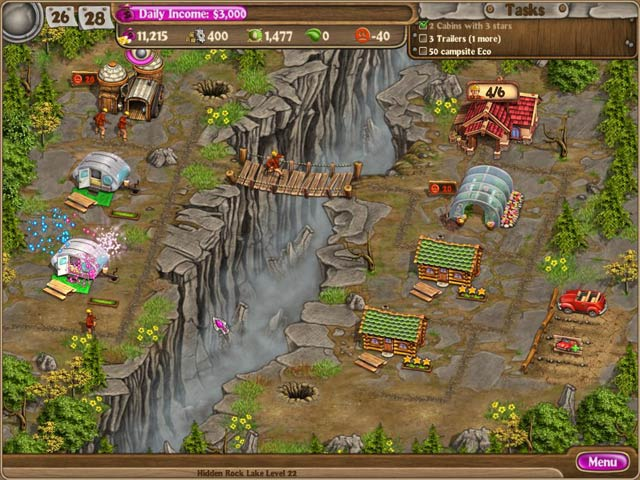 Campgrounds Game screenshot 3