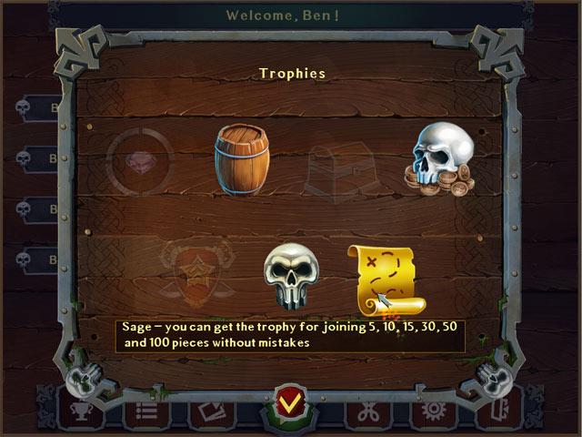 Caribbean Jigsaw Game screenshot 3
