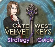 Free Cate West: The Velvet Keys Strategy Guide Game