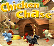 Free Chicken Chase Game