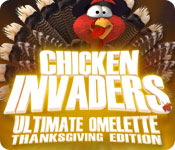 Free Chicken Invaders 4: Ultimate Omelette Thanksgiving Edition Game