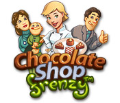 Free Chocolate Shop Frenzy Game