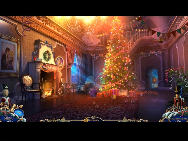 Christmas Stories: Hans Christian Andersen's Tin Soldier Collector's Edition Game screenshot 2