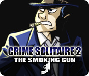 Free Crime Solitaire 2: The Smoking Gun Game