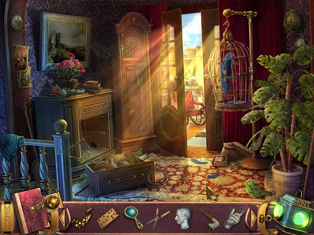 Cruel Collections: The Any Wish Hotel Game screenshot 1