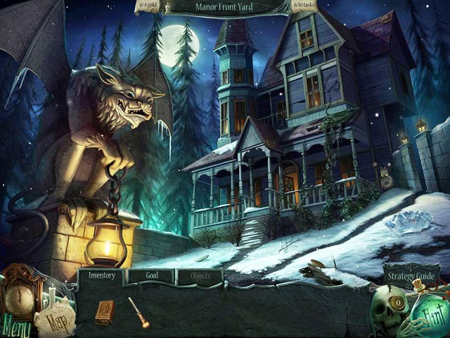 Curse at Twilight: Thief of Souls Collector's Edition Game screenshot 1