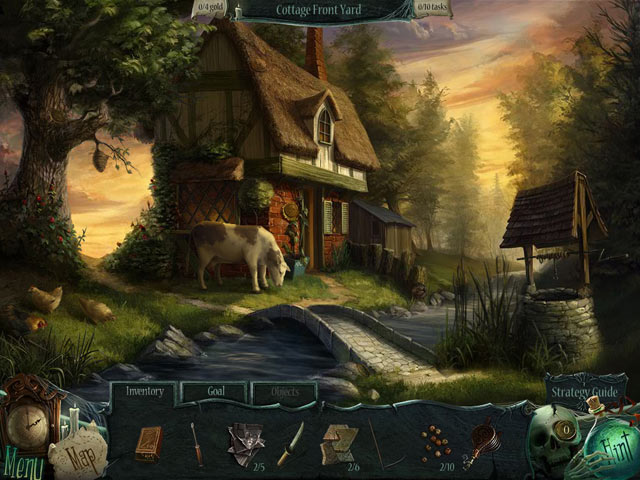 Curse at Twilight: Thief of Souls Collector's Edition Game screenshot 3