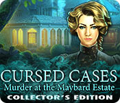 Free Cursed Cases: Murder at the Maybard Estate Collector's Edition Game