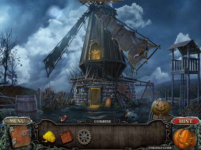 Cursed Fates: The Headless Horseman Collector's Edition Game screenshot 1