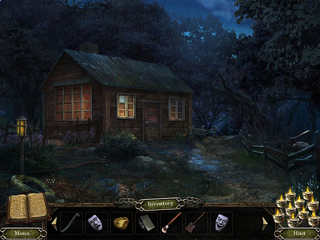 Cursed Memories: The Secret of Agony Creek Collector's Edition Game screenshot 3