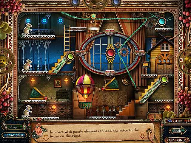Cursery: The Crooked Man and the Crooked Cat Collector's Edition Game screenshot 3