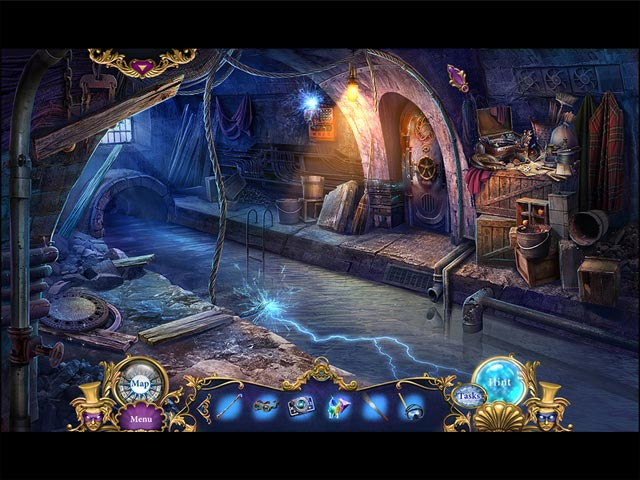 Dangerous Games: Illusionist Collector's Edition Game screenshot 1