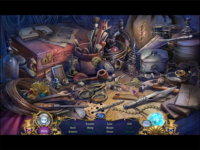 Dangerous Games: Illusionist Collector's Edition Game screenshot 2