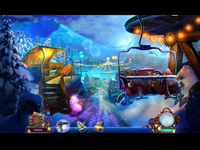 Danse Macabre: Thin Ice Collector's Edition Game screenshot 1