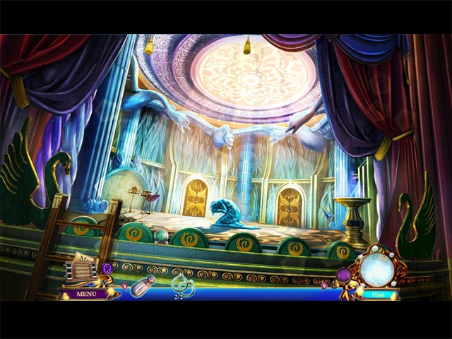 Danse Macabre: Thin Ice Collector's Edition Game screenshot 2