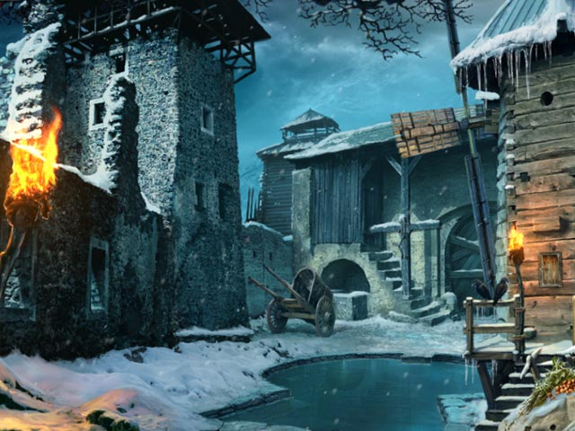 Dark Dimensions: City of Fog Collector's Edition Game screenshot 3