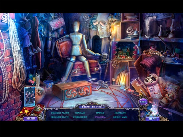 Dark Dimensions: Shadow Pirouette Collector's Edition Game screenshot 2