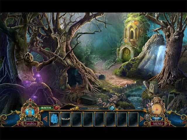 Dark Parables: Queen of Sands Collector's Edition Game screenshot 1