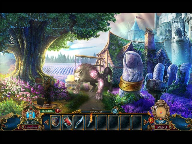 Dark Parables: Queen of Sands Collector's Edition Game screenshot 2