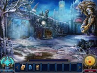 Dark Parables: Rise of the Snow Queen Collector's Edition Game screenshot 1