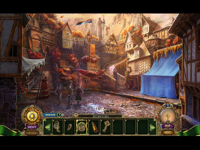 Dark Parables: The Thief and the Tinderbox Collector's Edition Game screenshot 1