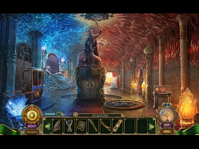 Dark Parables: The Thief and the Tinderbox Collector's Edition Game screenshot 2