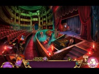 Dark Romance: A Performance to Die For Collector's Edition Game screenshot 1