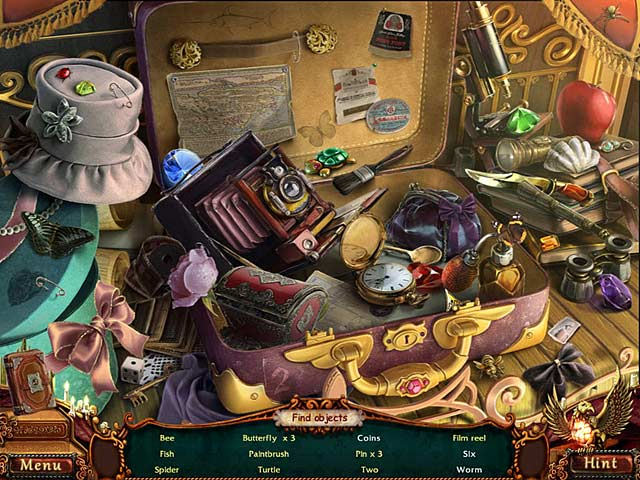 Dark Strokes: Sins of the Fathers Collector's Edition Game screenshot 1