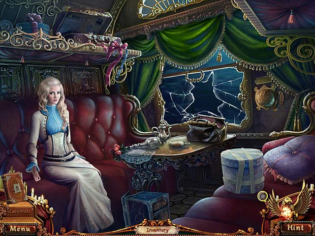 Dark Strokes: Sins of the Fathers Collector's Edition Game screenshot 2