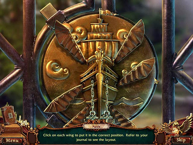 Dark Strokes: Sins of the Fathers Collector's Edition Game screenshot 3