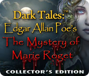 Free Dark Tales: Edgar Allan Poe's The Mystery of Marie Roget Collector's Edition Game