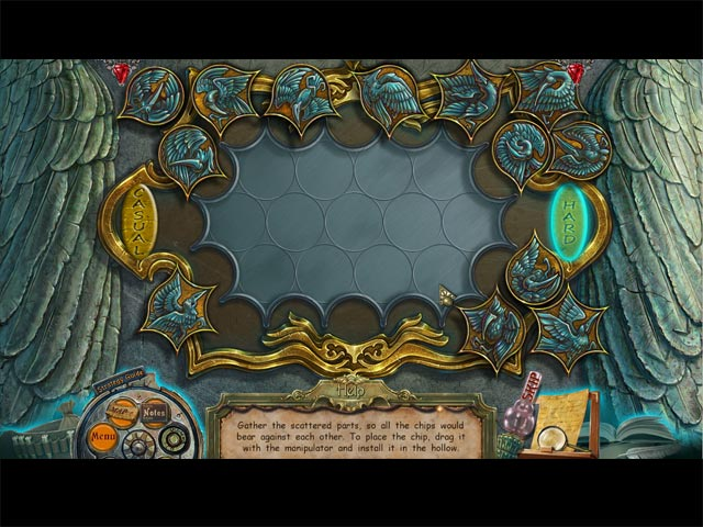 Dark Tales: Edgar Allan Poe's The Mystery of Marie Roget Collector's Edition Game screenshot 3