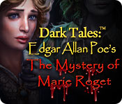 Free Dark Tales: Edgar Allan Poe's The Mystery of Marie Roget Game