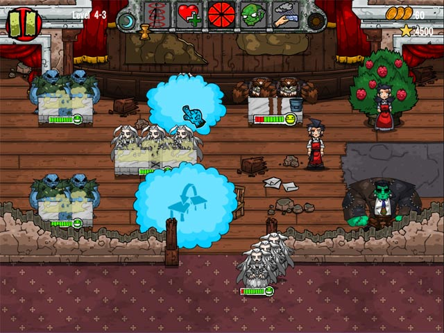 Dead Hungry Diner Game screenshot 3