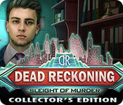Free Dead Reckoning: Sleight of Murder Collector's Edition Game