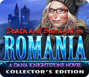Free Death and Betrayal in Romania: A Dana Knightstone Novel Collector's Edition Game