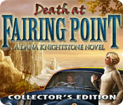 Free Death at Fairing Point: A Dana Knightstone Novel Collector's Edition Game