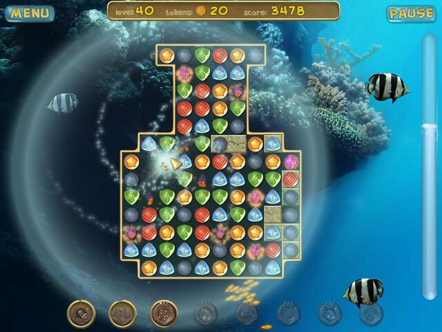 Deep Voyage Game screenshot 1