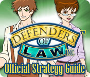 Free Defenders of Law Strategy Guide Game