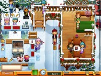 Delicious: Emily's Holiday Season Game screenshot 1