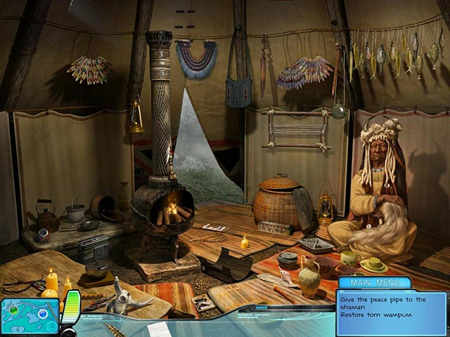Department 42: The Mystery of the Nine Game screenshot 1