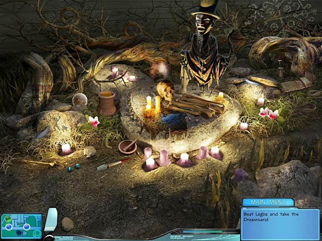 Department 42: The Mystery of the Nine Game screenshot 3