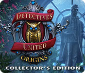 Free Detectives United: Origins Collector's Edition Game