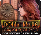 Free Donna Brave: And the Strangler of Paris Collector's Edition Game