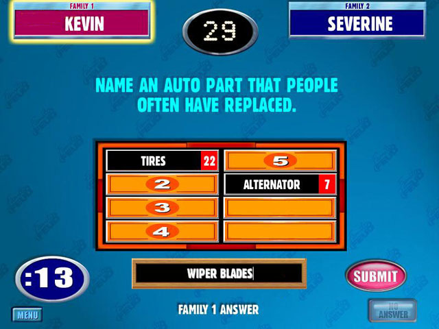 Double Play: Family Feud and Family Feud 2 Game screenshot 1