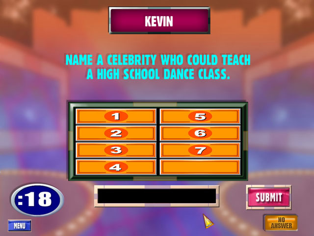 Double Play: Family Feud and Family Feud 2 Game screenshot 4