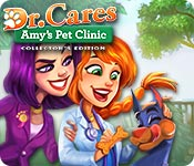 Free Dr. Cares: Amy's Pet Clinic Collector's Edition Game