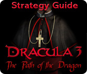 Free Dracula 3: The Path of the Dragon Strategy Guide Game