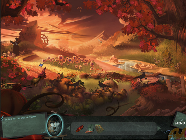 Drawn: The Painted Tower Game screenshot 1