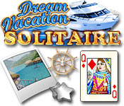Free Dream Vacation Solitaire Game